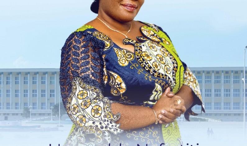 """"""" Je suis la voix qui autrement manquerait à la chorale """":Propos de Néfertiti Ngudianza, candidate rapporteur adjoint au bureau définitif du Sénat"""