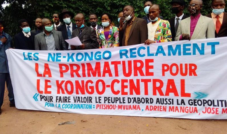 Union sacrée : les originaires du Kongo central réclament la primature