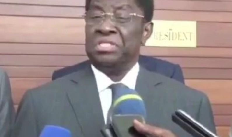 »Ce n'est pas la fin du monde» : reponse de Tambwe sur la pétition contre lui et des membres du bureau du Sénat