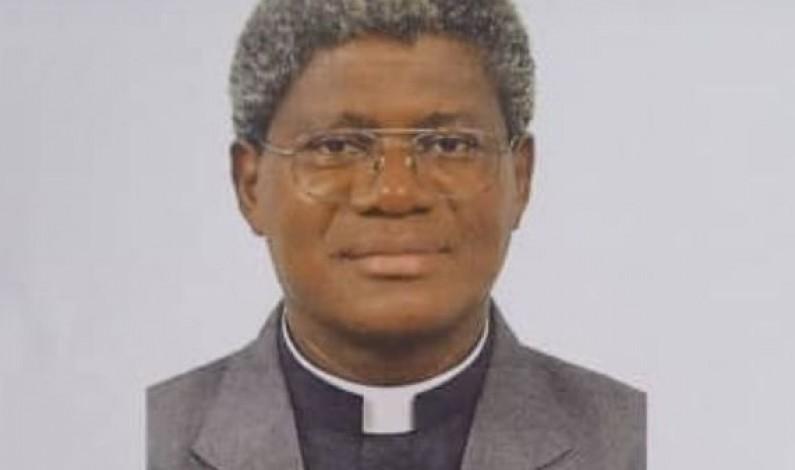 L'abbé José-Claude Mbimbi Mbamba, nouvel évêque du diocèse de Boma