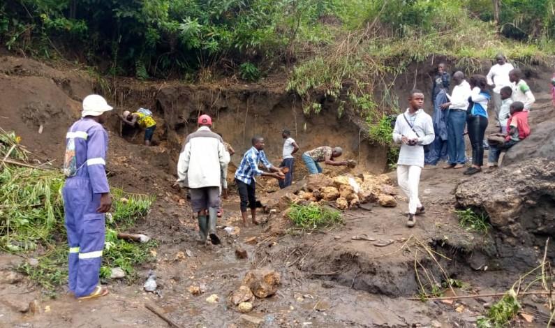 Le député Roger Matondo finance les travaux de réhabilitation de la source Kusu Kusu, à Mbanza-Ngungu
