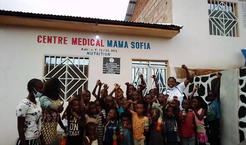 Boma: »Mama Sofia», un centre médical pour la prise en charge exclusive des malnutris