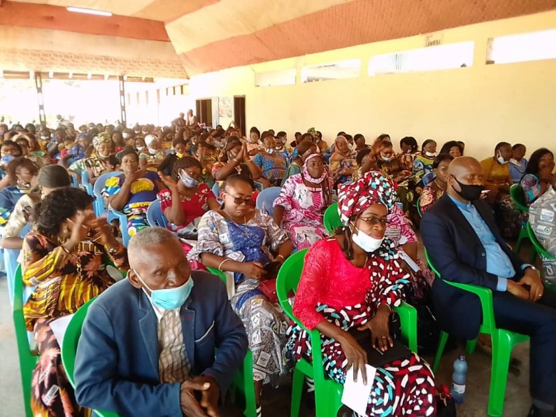 Boma : marginalisées, les femmes vivant avec handicap peinent à affirmer leur leadership