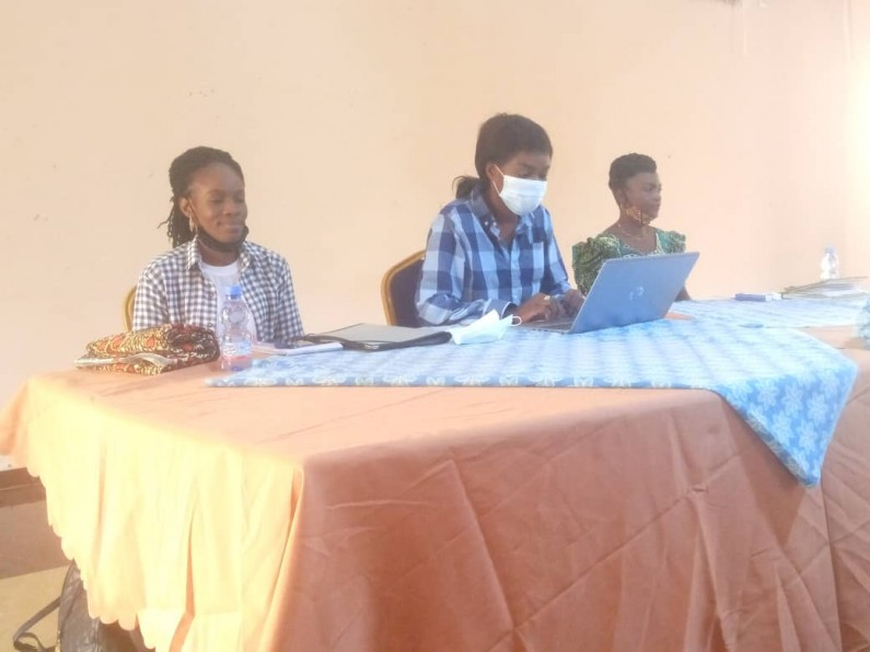Solidaires, l'Afejuco Kongo central décidée de poursuivre la lutte pour l'égalité et la justice pour tous