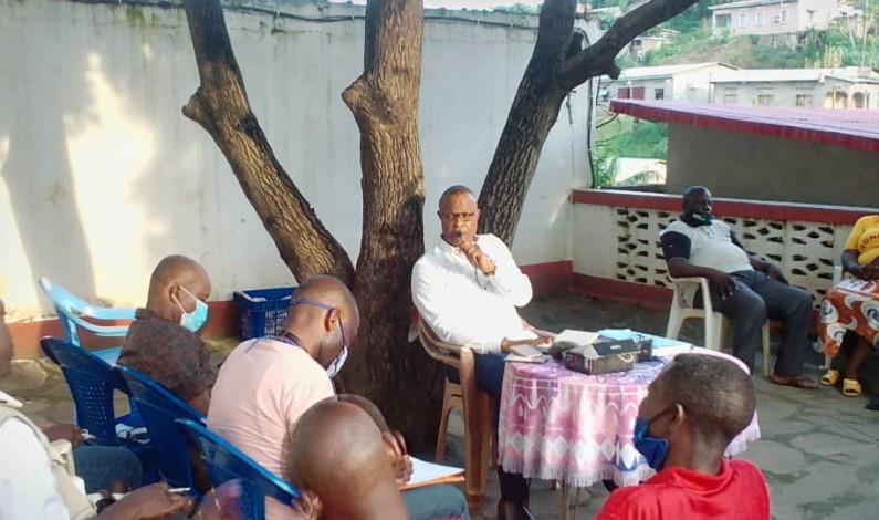 Maisons de l'Etat octroyées aux ministres provinciaux, insécurité, eau, électricité…dossiers que le député Muller Luthelo  emportent à Kinshasa