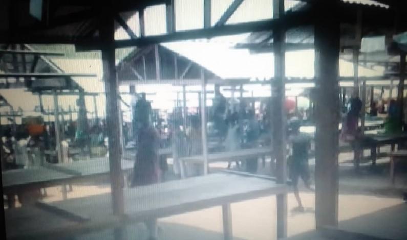 Zola Nkangu, le nouveau marché  viable de Boma