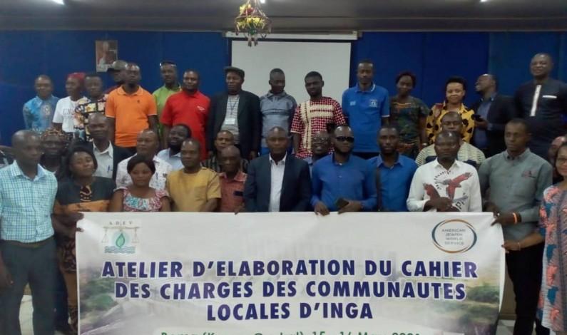 Matérialisation du projet Inga 3 : les communautés locales prêtent à remettre leur cahier des charges au gouvernement