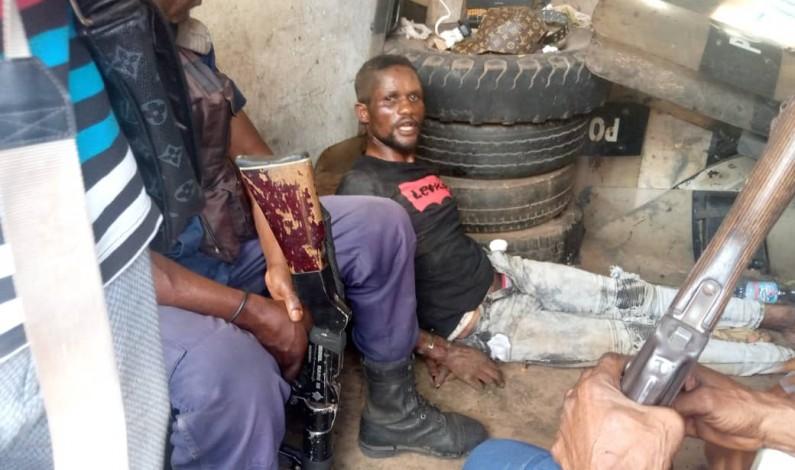 Mbanza-Ngungu : Terminator, ses coéquipiers, dont deux femmes, des présumés bandits aux arrêts