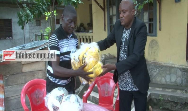 Don de la sénatrice Ngudianza aux FC Promosport et FC Etoile de Matadi : '' Je suis émotionné '', réagit le promoteur Jean-Claude Makayi
