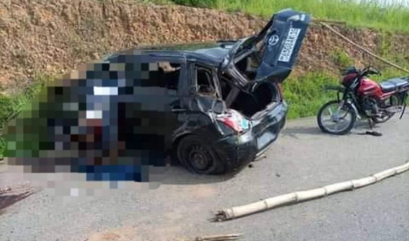 Kongo central : au moins un policier tué et des blessés dans un accident de circulation à Nduizi