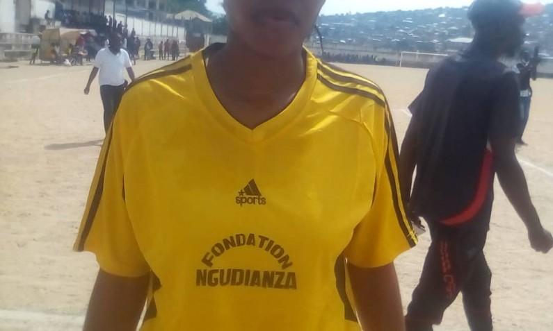 Le Fcf Promosport aux couleurs de la fondation Ngudianza à l'ouverture du championnat local du football féminin à Matadi