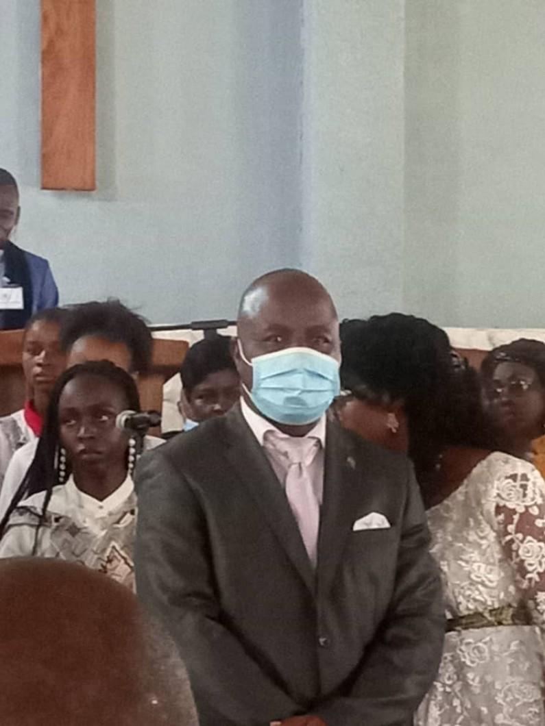 La bonne gouvernance, un des axes prioritaires du Dr. Charles Mbala, nouveau DG de l'IME Kimpese