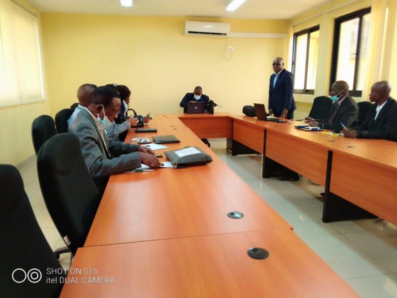 Rencontrer et échanger pour des solutions :le commissaire Lanto tient à réussir sa mission