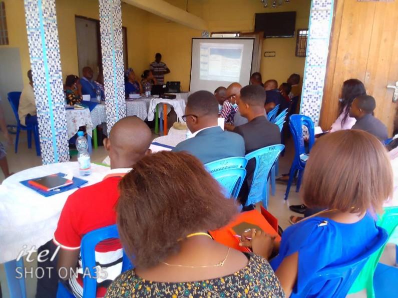 Boma : la foresterie communautaire au centre d'un atelier de formation des autorités politico-administratives