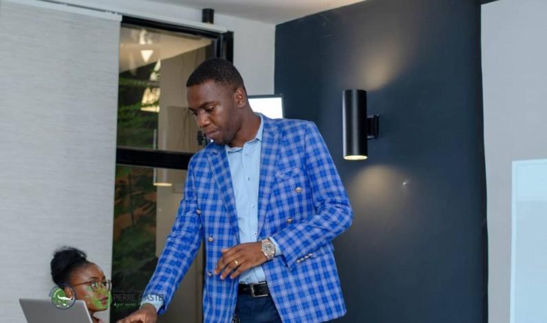 '' Beto vit '', le produit innovant qui classe Djessy Tamio, jeune entrepreneur de Mbanza-Ngungu 2ème au concours Pierre Castel