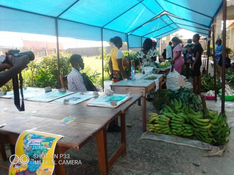 L'agriculture familiale face aux effets du changement climatique et la covid-19 au cœur du Festival Alimenterre à Boma