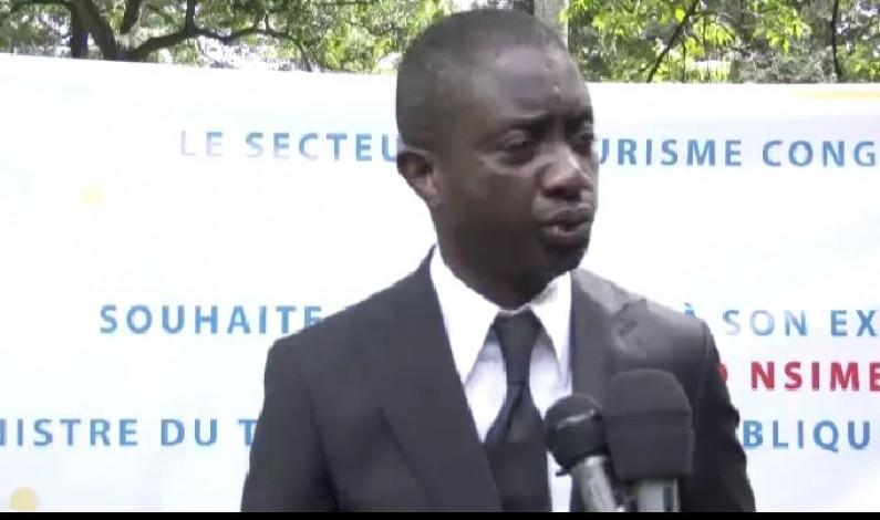 Le ministre Modero Nsimba veut valoriser le personnel mal loti du tourisme