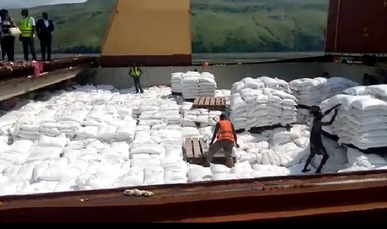 Le Japon accorde une assistance alimentaire de plus de 7 000 tonnes de riz à la RDC