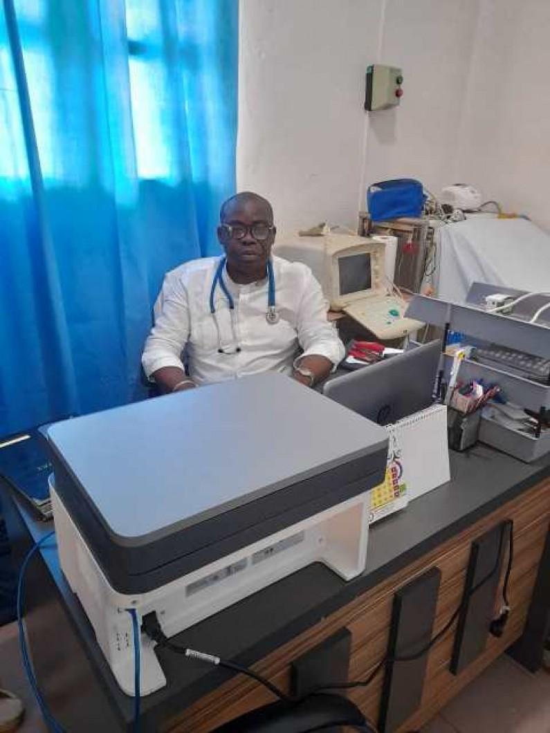 Dr Gomez Pelani se lance dans la médecine de proximité