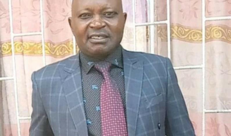 Décès de l'ancien administrateur du territoire de Songololo Eloi Kiambembo