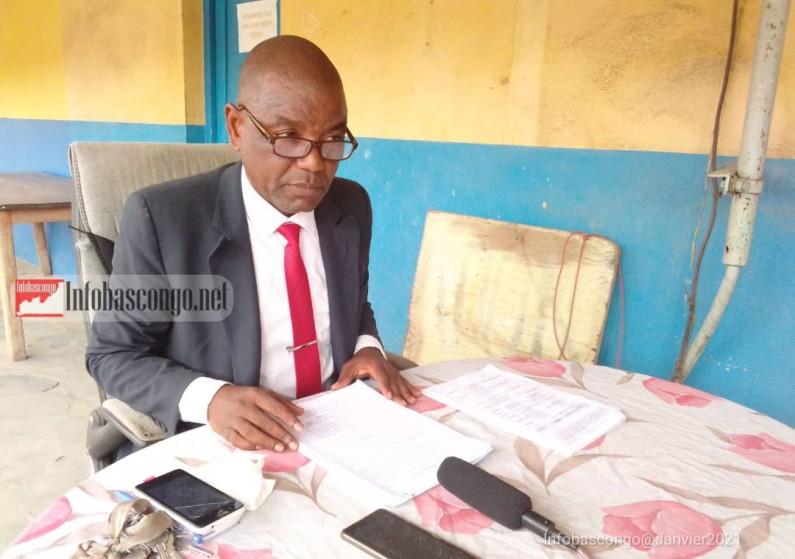 '' Aujourd'hui, le Kongo central est totalement dans la déliquescence. Rien, absolument rien ne marche et la presse garde le silence '', s'indigne le président provincial de l'Omec