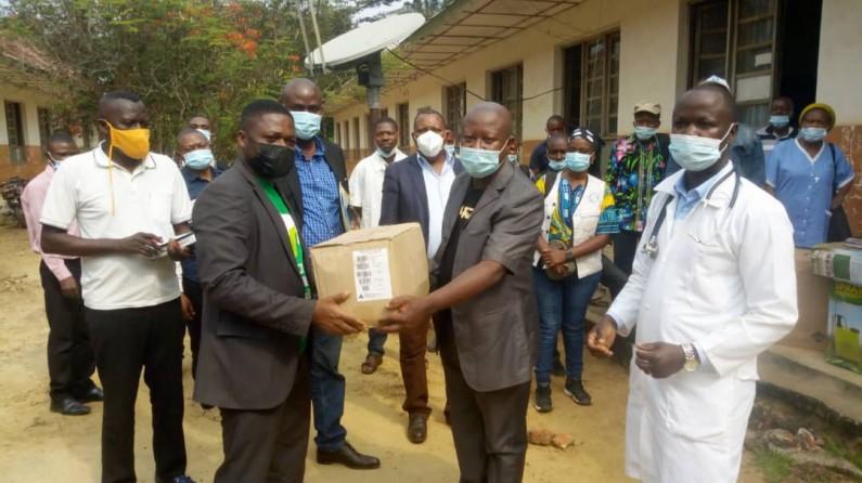 Kongo central : des kits de lutte contre la rougeole dans la zone de santé de Kuimba