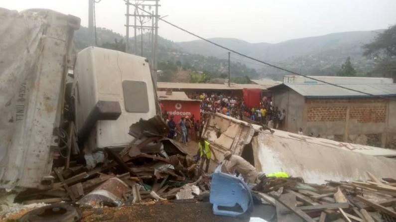Des morts et des blessés dans un accident de circulation à Mpozo, à Matadi