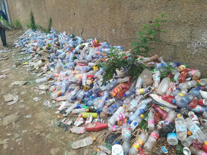 Matadi une des villes les plus pollueuses des océans