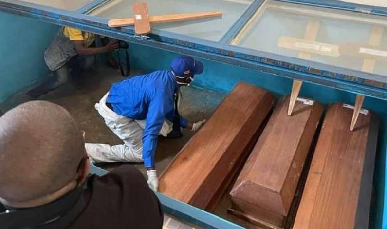 Les victimes de Tshisuku dans le Kasaï central: du charnier au mausolée