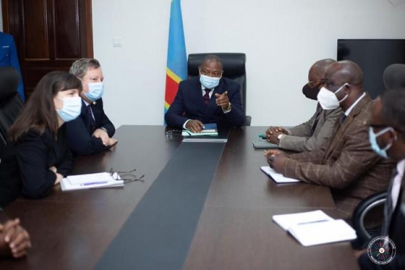 En RDC, au premier dialogue bilatéral entre les gouvernements américain et congolais sur les droits de l'homme, les USA félicitent Fabrice Puela