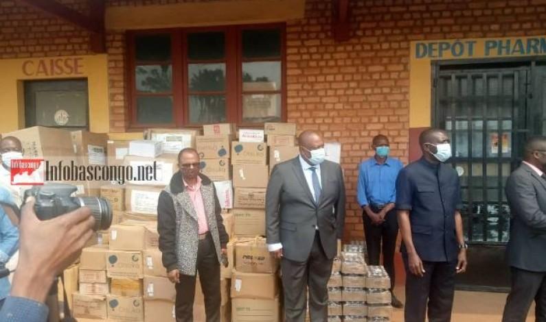 Réaction du ministre national de la Santé, à Mbanza-Ngungu sur la grève des paramédicaux en RDC