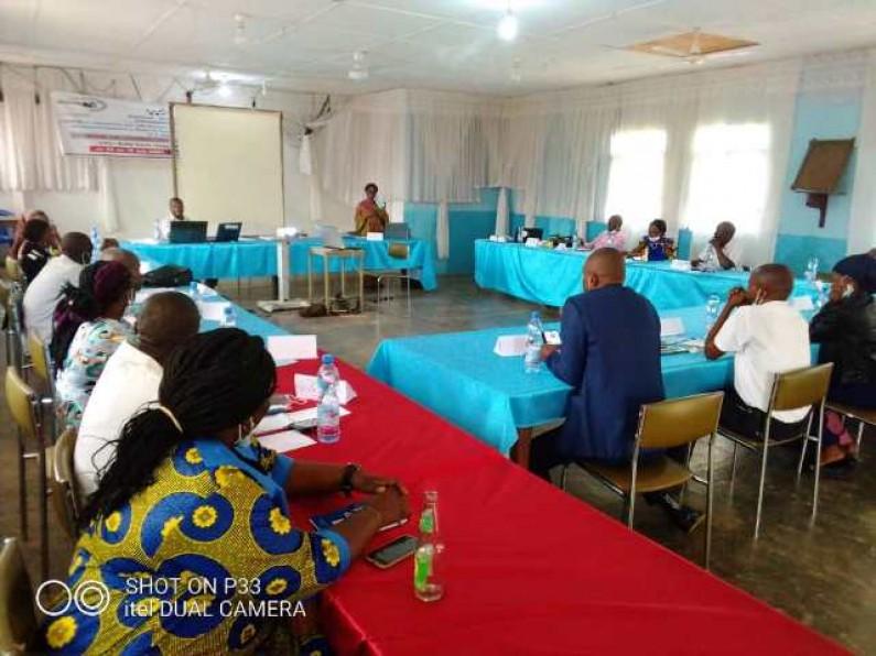 '' Pour un journalisme de qualité en RDC '' : formation des journalistes à Mbanza- Ngungu