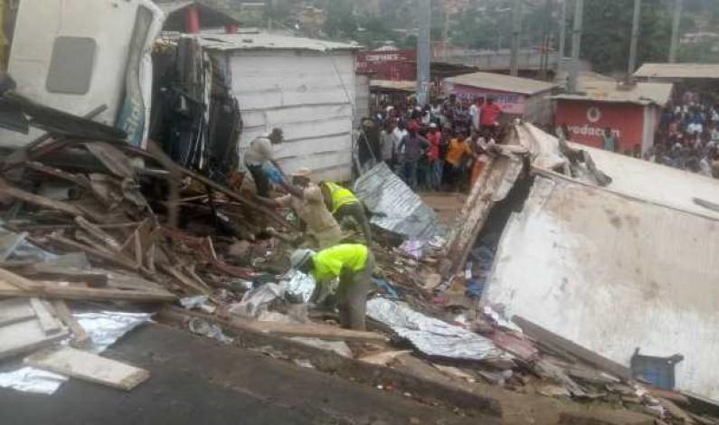 Matadi: le bilan de l'accident de Mpozo revu à la hausse