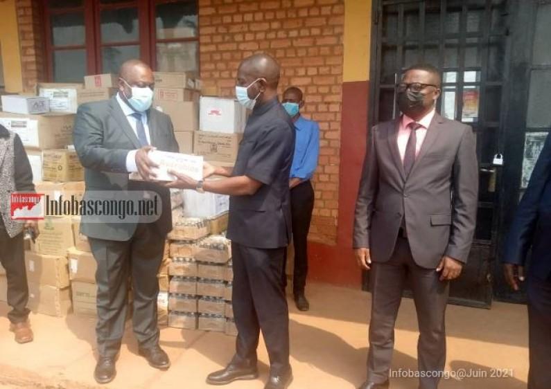 Covid-19 : le ministre national de la Santé annonce l'arrivée imminente d'autres types de vaccins en RDC