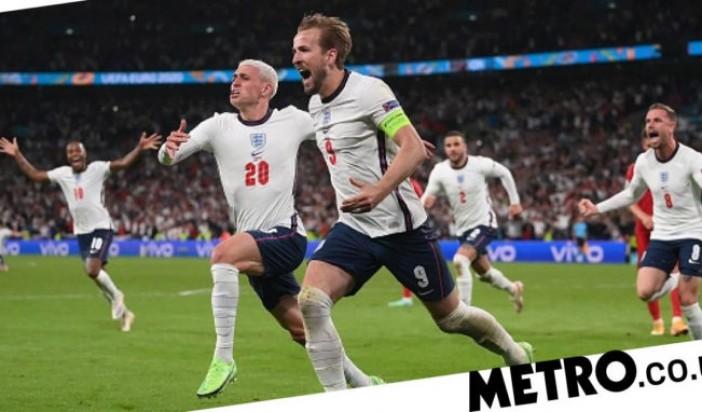 Euro 2020: l'Angleterre en finale