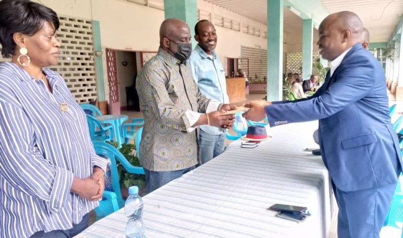 La CCIKC va soutenir les efforts des habitants de Soyo-Safari Matadi à désenclaver leur quartier