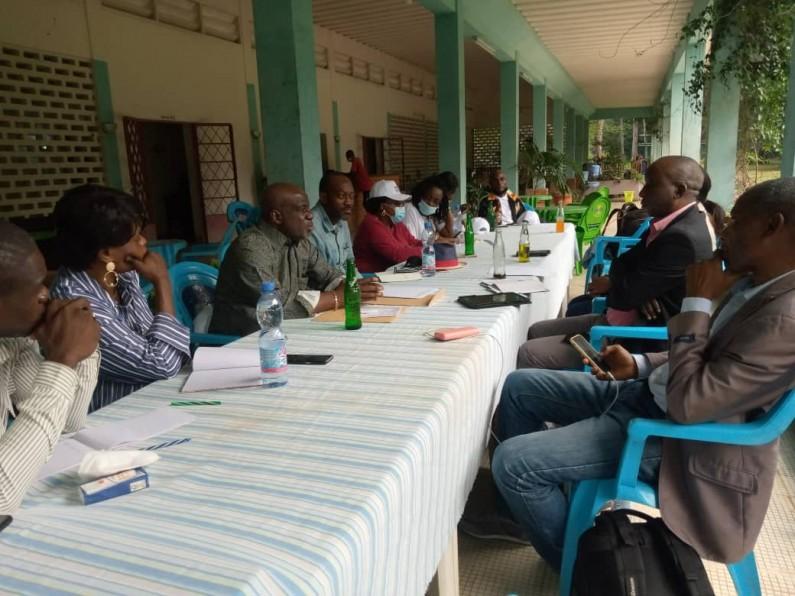 La CCICK et l'association des ingénieurs agronomes du Congo unies pour relancer  l'agriculture au Kongo central