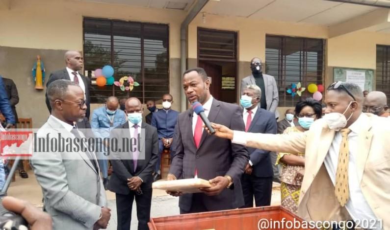Pourquoi le lancement  des épreuves hors session de l'Exetat et du jury national du cycle court à Mbanza-Ngungu ?