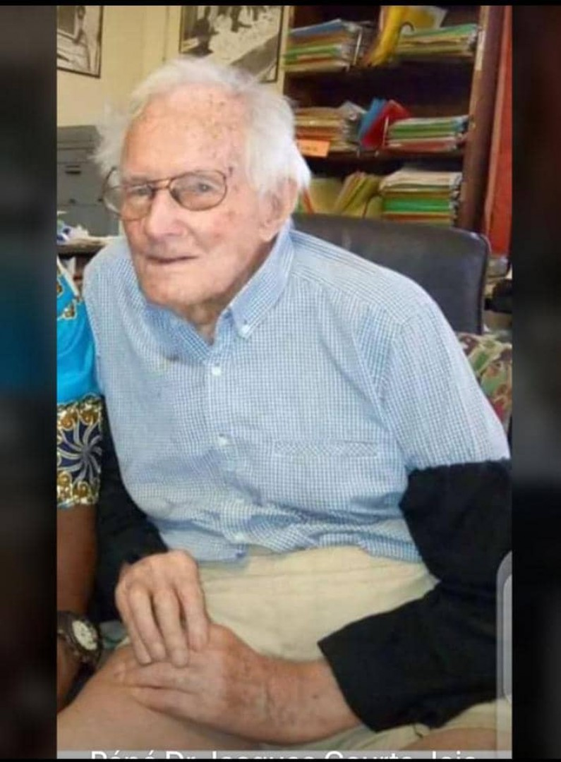 Le célèbre Dr Jacques Courtejoie tire sa révérence à 92 ans, à Boma