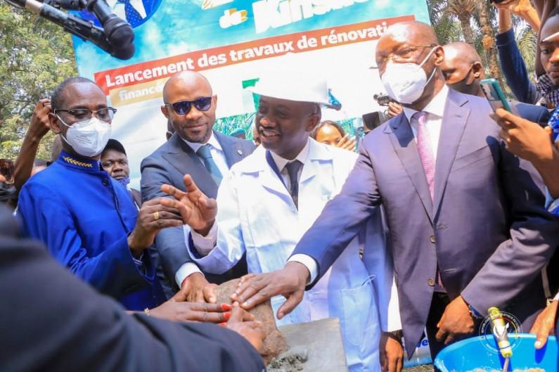 83 ans après, Modero Nsimba décide de restaurer le jardin zoologique de Kinshasa