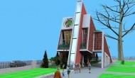 Projet Planète Kwilu : la superbe maquette des étudiants en architecture de l'UK qui remporte le concours