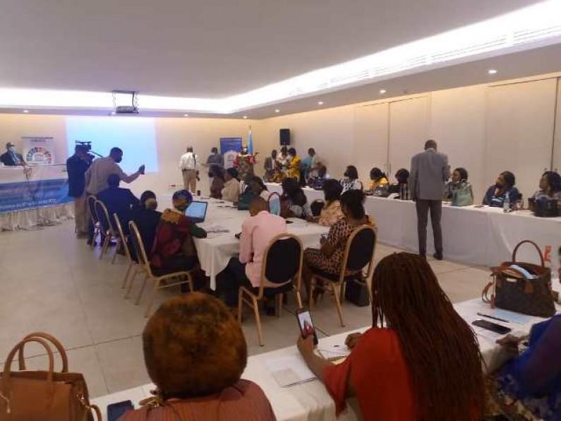 En RDC, l'Ucofem outille des journalistes pour promouvoir la femme