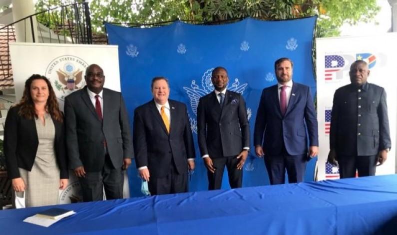Les USA accompagnent désormais la Cenaref, l'IGF et  l'APLC