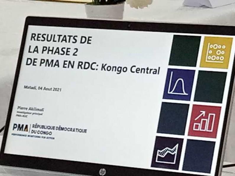L'école de santé publique de Kinshasa publie les résultats de son enquête PMA sur la planification familiale au Kongo central