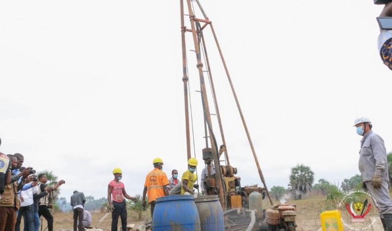 Port en eaux profondes de Banana: début des travaux complémentaires