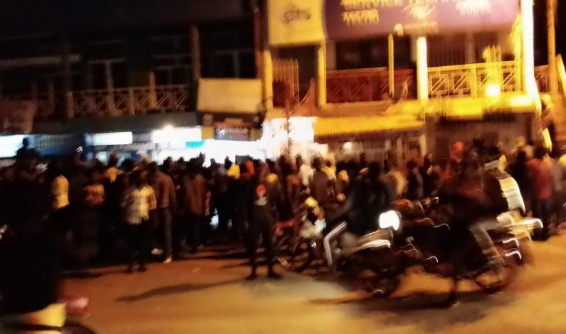 Matadi : braquage dans le shop d'un opérateur de »monnaie électronique» à Kinkanda