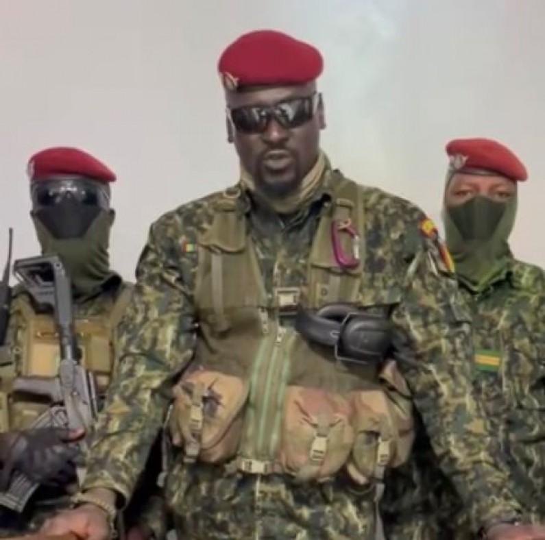 Les États-Unis condamnent les événements qui ont eu lieu  à Conakry