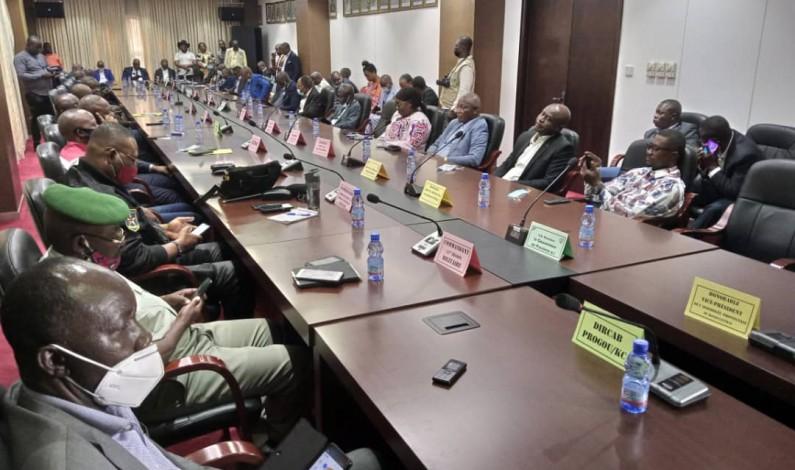 Kongo central: Justin Luemba installé officiellement comme gouverneur ai