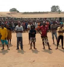 L'idée du procureur Pami Mayala sur la grâce présidentielle pour des prisonniers récidivistes de Mbanza-Ngungu