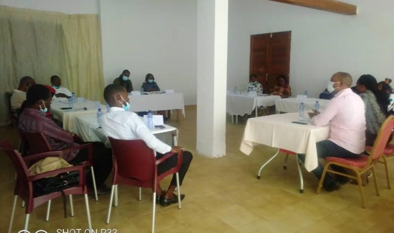 La société civile de Boma veut travailler avec l'ONG OSISA pour améliorer la vie des habitants